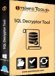 sql decryptor tool
